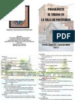 Programa Verano 2013