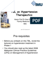 TBL on HT Therapeutics