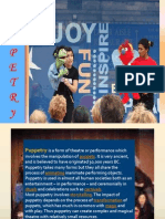Puppetry New