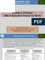 Access to Finance-SME