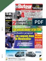 LE BUTEUR PDF du 11/05/2009