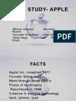 Case Study- Apple