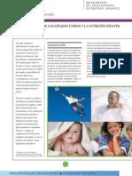 Suero de Leche y Su Uso en La Nutricion Infantil
