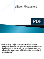 Welfare Measures