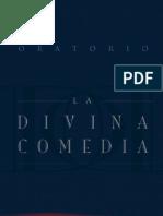 Oratorio La Divina Comedia BAJA