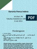 Karunia Panca Indera