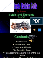 By Rowan Metals and Elements for C.E. Contents 