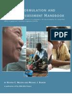 Problem Formulation and Option Assessment (PFOA) Handbook