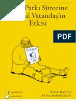 Gezi Parkı Sürecine Dijital Vatandaş'ın Etkisi