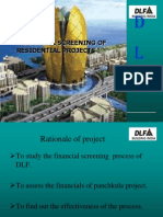 Financial Screening of Residential Projects (2)
