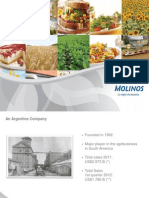 School business case Molino Argentina case study business