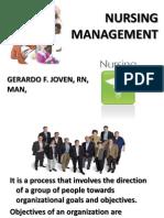 1 Nursing Management