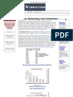 Information About Machine Unbalance