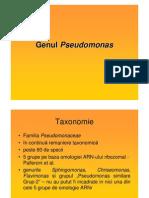 Genul Pseudomonas