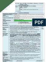 SESIÓN DE APRENDIZAJE Nº  002 – 4to – 4to BIM – 4ta Unidad – Semana 2 - 25 al 29–Octubre - 2010
