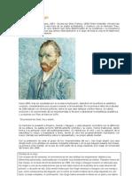 Biografia Breve Van Gogh