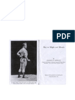 The Key to Might and Muscle - George F. Jowett by Art Of Knowing