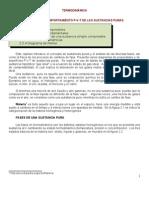 CAPÍTULO II COMPORTAMIENTO P-V-T DE LAS SUSTANCIAS PURAS