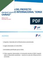 Plan de Negocios LAP 2013