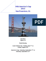 America's Cup Guide