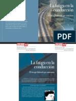 LA FATIGA EN LA CONDUCCIÓN .pdf