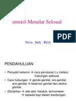 PMS (Penyakit Menular Seksual)
