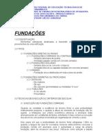 4 - Fundações