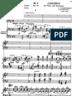 rachmaninov concerto no 4