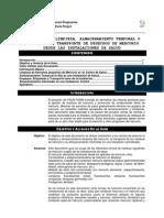 Guia Limpieza Almacenamiento Transporte Mercurio Instalaciones Salud GEF