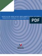 076 Manual de aplicación reglamentación acustica