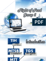 Flight of Fund