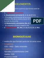 Unidad 1 - Biomoleculas