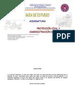 Libro de la Misión Sucre - Protección Civil y Administración de Desastres