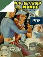 (Aznar 12) Venimos A Destruir El Mundo - Pascual Enguidanos Usach.epub