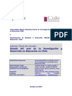 estado-del-arte_de_la_investigación_desarrollo_educación_Chile