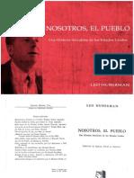 Leo Huberman - NOSOTROS, EL PUEBLO. Una historia socialista de los Estados Unidos.pdf