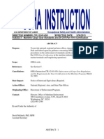 OSHA's Field Operations Manual