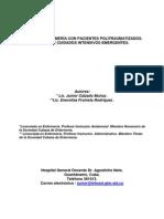 037 - Labor de Enfermer%CDa Con Pacientes Politraumatizados. Unidad de Cuidados Intensivos Emergentes