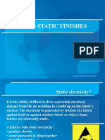 Antistatic Finish
