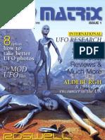 Ufo Matrix Issue 01