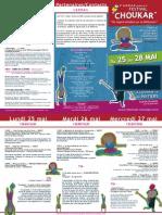 Festival Choukar - Poitiers, France du 25 au 28 mai 09