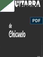 La Guitarra Flamenca de Chicuelo - Book