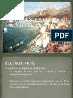 Guerra Con Espana