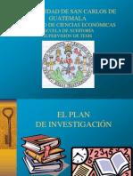 PRESENTACIÓN PLAN DE INVESTIGACIÓN-SEM INTEGRADOR