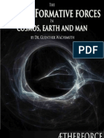 Etheric Formative Forces in Earth Cosmos and Man
