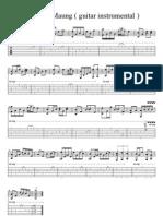 Chit San Maung ( Guitar Instrumental )