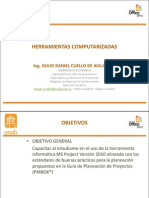 15 Diplomado Pmp Ms Project 2012