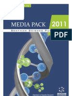 Advertising Media Pack 2011