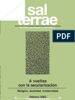 Revista Sal Terrae 2003 no. 2
