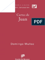 Cartas de Juan Comentarios a La Nueva Biblia de Jerusalen Desclee